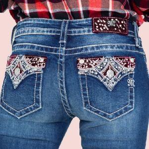 Beautiful brand new Miss me jeans